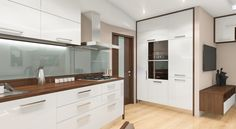 Kuchyň v moderním stylu