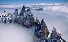 Dağların Zirvesi HD Wallpapers