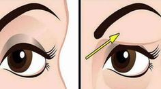 If you are struggling with saggy eyelids, then you must have gone through the frustrating process of applying make-up. The droopy eyelids make you look older, tired, and weary. Saggy Eyelids, Drooping Eyelids, Droopy Eyes, Sagging Skin, Coconut Oil For Face, Face Yoga, Military Diet, Hooded Eyes, Wrinkle Remover
