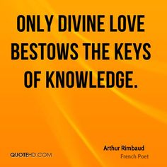 arthur rimbaud quotes - Google Search