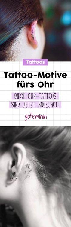 Von+klein+bis+groß:+Das+sind+die+coolsten+Tattoomotive+für+das+Ohr