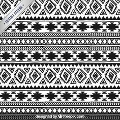 Ethnic Vectors, Photos and PSD files Ethnic Patterns, Henna Patterns, Cruces Tattoo, Dark Brown Walls, Fond Design, Native American Design, Greek Art, Pattern Library, Coloring Book Pages