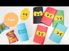 Ninjago traktatie - Een doorslaand succes in de klas (en simpel! Lego Ninjago, Ninjago Party, Kids Birthday Treats, 50th Birthday Gifts, Childrens Meals, Kid Cupcakes, Party Decoration, Party Treats, Thank You Gifts