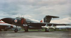 Photo: This Day in Aviation History November 26th, 1951 First flight of the Gloster Javelin.  The Gloster Javelin was a twin-engined T-tailed delta-wing subsonic night and all-weather interceptor aircraft that served with Britain's Royal Air Force from the mid-1950s and until the late 1960s. The last aircraft design to bear the Gloster name, it was introduced in 1956 after a lengthy development period and received several upgrades during its lifetime to its engines, radar and weapons…