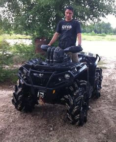 four wheelers quads atvs on Pinterest | Can Am, Atvs and ...