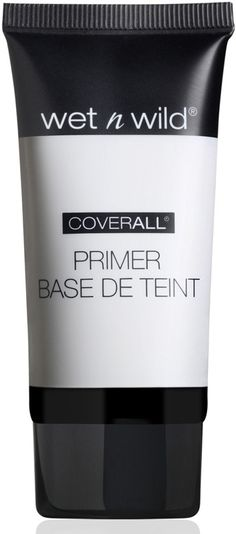 Wet 'n' Wild, CoverAll, Primer per trucco viso, Partners in Prime Too Faced Primer, Wet N Wild, Best Drugstore Primer, Drugstore Makeup, Makeup Primer, Face Primer, Kosmetik Online Shop, Photo Focus, Even Out Skin Tone