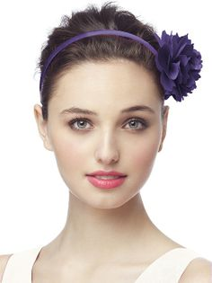 Matte Satin Scallop Edge Flower http://www.dessy.com/accessories/matte-satin-scallop-edge-flower/