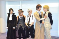 Oh god atsushi, chuuya and aku baby's reaction xD Stray Dogs Anime, Bongou Stray Dogs, Anime Costumes, Cosplay Costumes, Stage Play, Dazai Osamu, Amazing Cosplay, Actors, Japanese Artists