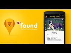 Pedigree Found - the real time lost dog app - http://mobileappshandy.com/app-development/app/pedigree-found-the-real-time-lost-dog-app/