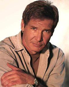 Harrison Ford - One of the best actors -movie heros...Indiana Jones, Han Solo.