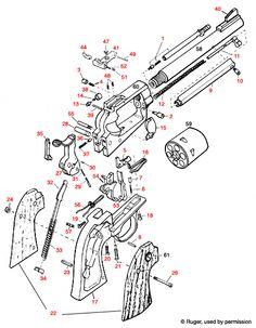 62 best ruger images guns firearms rifles 44 Ruger Handgun ruger bisley