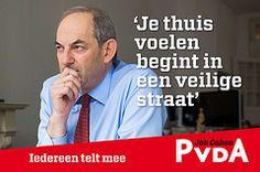 Poster PvdA (Partij van de Arbeid (PvdA)) Tags: poster cohen verkiezingen pvda jobcohen verkiezingsposter verkiezingsaffiche partijvandearbeid iedereenteltmee