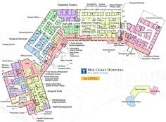 25 Best Hospital Floor Plan Images Office Floor Plan