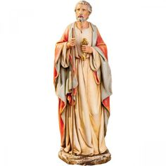 St Peter Statue 10.5""