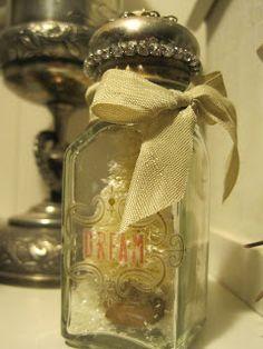 Sunday View: Salt Shaker Christmas Ornament