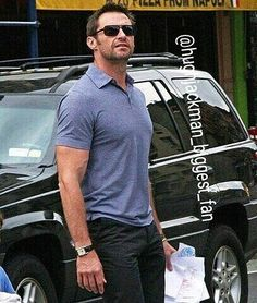A big star in Hollywood 🌟😘💋😎 #thehughjackman #hughjackman #actor #hollywood #australian #sexiestmanalive #man #musical #dancer #singer #talent #famous #unbeatable #beautiful #goodlooking #handsome #cool #warmhearted #friendly #attractive #fit #sunglasses #famouspeople #fashion