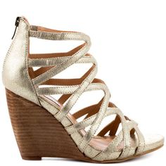 Tricklee - Dusty Gold by Steve Madden
