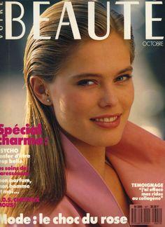 Super 80's Covergirl Renee' Simonsen