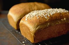 Vermont Whole Wheat Oatmeal Honey Bread Recipe | King Arthur Flour