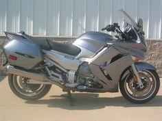 2007 Yamaha FJR1300A, STANDARD WINDSHIELD,5 SPEED,FUEL INJECTED #USED #YAMAHA