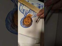 Αγιογραφια-βασικα βηματα 2 - YouTube Byzantine Art, Youtube, Videos, Youtubers, Youtube Movies
