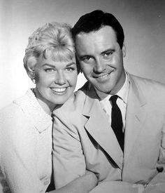 """Doris Day, Jack Lemmon """"It Happened to Jane"""" 1959"""