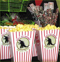 #kids #movie #party