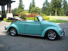 1962 VW Beetle Convertible. Omg I WANT I WANT I WANT!!!!