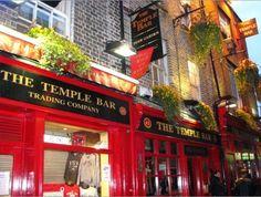 Temple Bar Ireland EllenZee