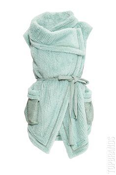 Меховой жилет с кожаной отделкой и поясом Igor Gulyaev 76481 за 390000 руб. Интернет магазин брендовой одежды премиум-класса онлайн бутик - Topbrands.ru