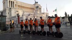 history&fun in Rome are best by #segway #tour!