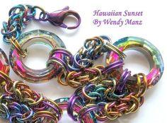 Hawaiian Sunset - Beading Daily