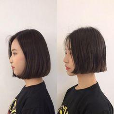 Asian-Bob-Haircut Beste neue Bob-Frisuren 2019 , Asian-Bob-Haircut Best New Bob Hairstyles 2019 , 2019 bobs Source by Bob Hairstyles 2018, Long Bob Haircuts, Layered Haircuts, Bob Hairstyles How To Style, Pretty Hairstyles, Wedding Hairstyles, Asian Bob Haircut, Asian Hair Bob, Bobs For Thin Hair