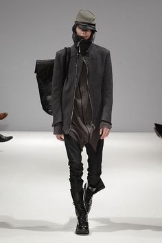 """Asger Juel Larsen - """"Uncle Sam"""" collection - A/W 2011-12"""