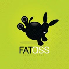 haha! Fat Ass logo