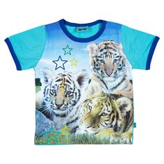 T-shirt tiger str. 80-104