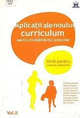 aplicatiile noului curriculum. Vol. 2 Chart