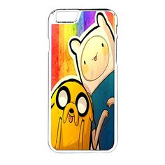 FR23-Finn And Jake Adventure Time Fit For Iphone 6 Plus Hardplastic Back Protector Framed White FR23 http://www.amazon.com/dp/B018FOIAGS/ref=cm_sw_r_pi_dp_dN-uwb0YFR9S8