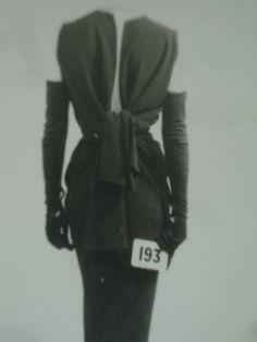 Evening Suit, Haute Couture, S/S 1964