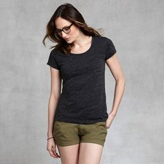 Scoop Neck T-Shirt (Pack of Two) found on Zady - www.zady.com/products/286 - via @Zady #zady #style #fashion #thewestisdead