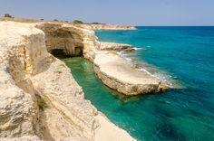 Spiaggia di Torre Sant'Andrea, Melendugno (LE) / Puglia