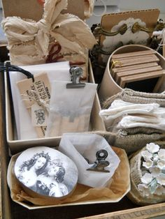 A Little Bit French: Inspired to Organize