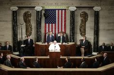 Pope Francis: I am everyday people. He skipped fanfare today, after his speech to US Congress, to dine with the marginalized, the forgotten and the disenfranchised. Say Amen, indeed.