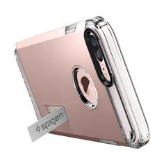 Spigen - Tough Armor Case for Apple® iPhone® 7 Plus - Rose gold, 043CS20532