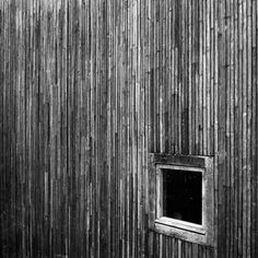 Peter Zumthor's studio in Haldenstein, 1985.