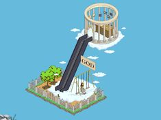 Springfield Simpsons, Springfield Tapped Out, 2d Design, Design Ideas, Los Simsons, The Simpsons Game, Galaxy Wallpaper, Games, Fandom