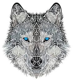 ALPHA WOLF TATTOO IDEA
