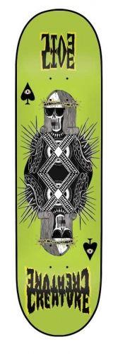Creature Skateboards Creature Evilive XL Powerply Deck 8.8x32.5