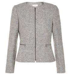 Grey Quin Jacket   Hobbs USA - Very Alicia Florrick!