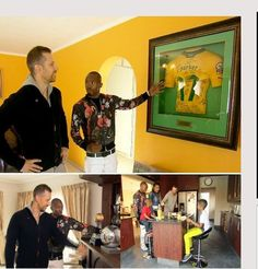 The Premier league's top goal-scorer Bernard Parker invites Top Billing into his home. He gives Jonathan a grand tour, we meet his lovely family and see his pimped out rides. http://goo.gl/Dbul68